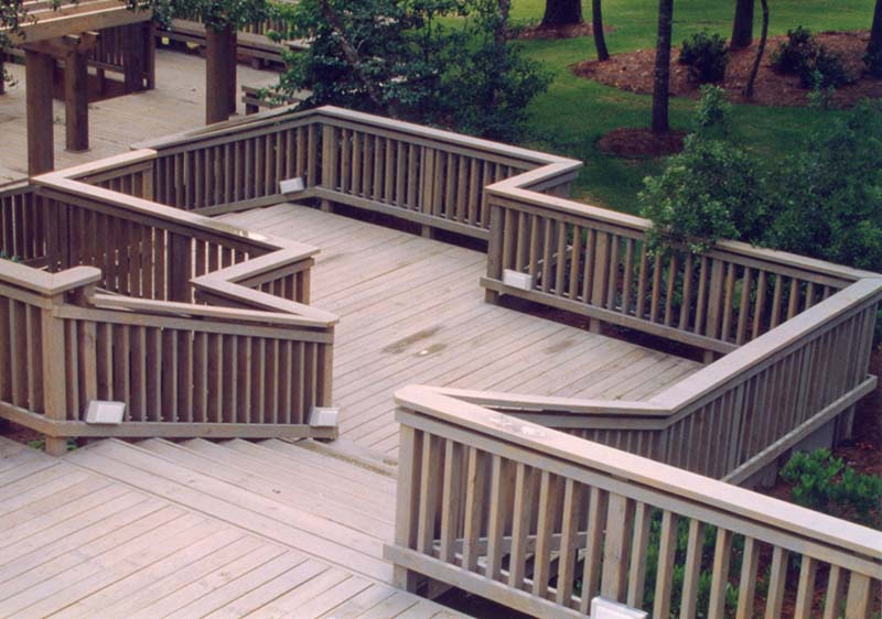 Kingston Plantation - Decks